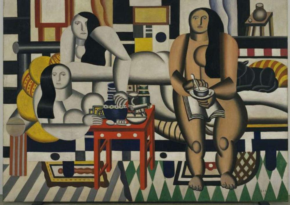 Trois Femmes (Le Grand Déjeuner)